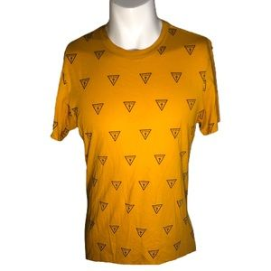 Guess Logo All Over Print Tee